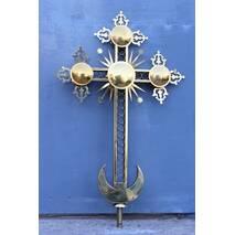 Хрест накупольний № 003