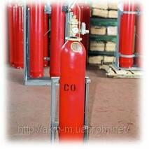 Модуль газового пожаротушения МГП-40