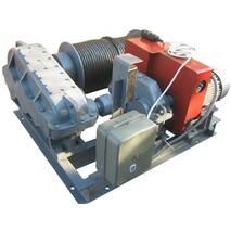 Лебідка електрична ЛМ-3.2-100-0.1Д