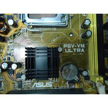 Материнская плата Asus P5V - VM Ultra S775 DDR2