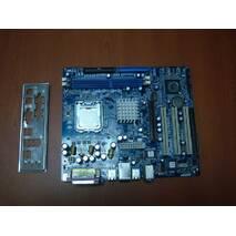 Материнская плата S775 ASRock 775vm800   CPU