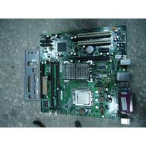 Материнская плата 775 INTEL D945GCCR с процессором Celeron