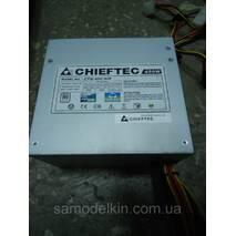 Блок питания для компьютера Chieftec 450Вт CTG-450-80P