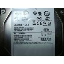Жесткий диск SAS Seagate 15k.6 ST3146356SS 146Гб