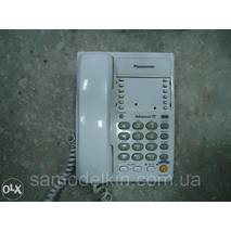 Телефон Panasonik KX TS2363 RUW с громкой связи