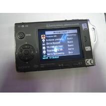 Cверхтонкий фотоаппарат 5.1 МП Sony Cyber - shot DSC - T7