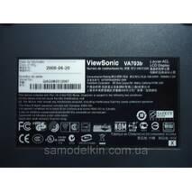 """ЖК-монитор 17"""" ViewSonic VA703B TFT"""
