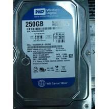 Жесткий диск Western Digital WD2500AAJB 250 GB на запчасти