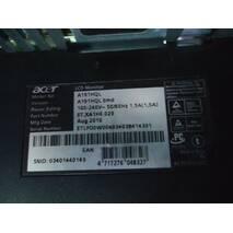 """Монитор 18.5"""" Acer A191HQL на запчасти TFT"""