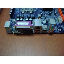 Материнская плата S775 Elitegroup 945pl - A DDR2