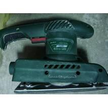 Виброшлифовальная машина DWT ESS-320 V на запчасти
