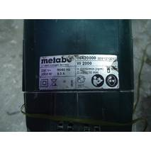 Мощная болгарка Metabo W 2000-230 на запчасти