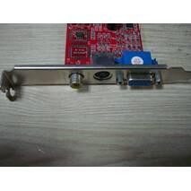 Видеокарта ATI Radeon 7000 64mb AGP