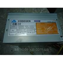 Блок питания CODEGEN 300XA 300W