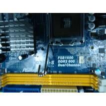 Материнская плата ASRock G31M - S R2.0 s775 с дефектом