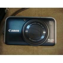 Цифровой фотоаппарат 14mpx Canon PowerShot SX210 IS