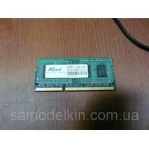 Планка памяти для ноутбука DDR3 1GB SODIMM