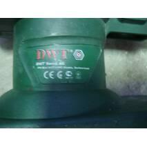 Виброшлифовальная машина DWT ESS-320 V на запчасти без подошвы