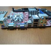 Материнская плата S775 MSI G31TM - P35 MS - 7529 DDR2
