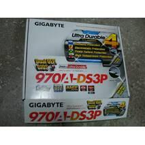 Материнская плата AM3  Gigabyte GA - 970a - DS3P