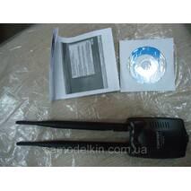 WiFi адаптер Alfa Sky с антеной 12dbi 300mbit