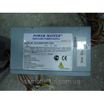 Блок питания ATX для компьютера бу 300Вт  PowerMaster