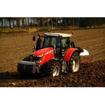 Колесный трактор Massey Ferguson 7600 в Украине