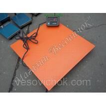 Платформені ваги ЗЕВС ВПЕ (1000×1000см) 1000кг 500