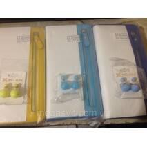 Клатч для жінок Baellerry Italia Classic (блакитний) і сережки в подарунок