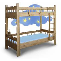 """Двухъярусная кровать """"Врунгель"""""""
