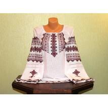 Женская вышиванка ручной работы недорого