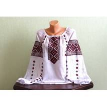 Традиційна українська сорочка вишита ручної роботи