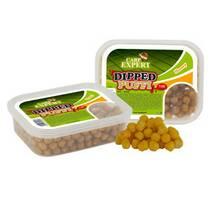 Тесто воздушное Carp Expert Dipped Puffi Mini (дипованный) 150ml Vanillia Ваниль