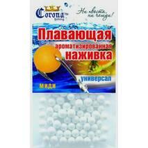 Наживка плавающая ароматизированная Сorona® ( миди) Чеснок