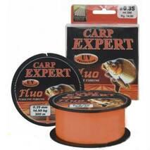 Леска Carp Expert UV Fluo Orange 0,40мм 300м