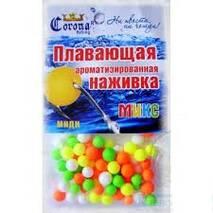Наживка плавающая ароматизированная Сorona® ( Мини) Микс