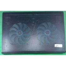 Підставка під ноутбук з подвійним кулером N 99 (17'')