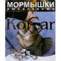 Мормышка Korsar Кристалл малый (уп.20х5шт) оксидированный темный