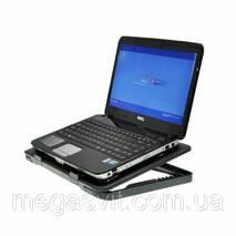 USB подставка под ноутбук Notebook N137 (кулер с 5 вентиляторами)