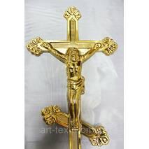 Хрест з розп'яттям 400*183 мм, 50шт