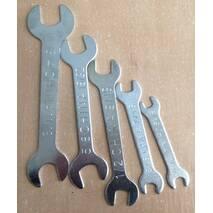 Ключі гайкові W-10 (Уцінка)