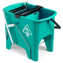 Відра з віджиманням, відра для прибирання Avial Відро для прибирання з віджиманням SQUIZZY 15л