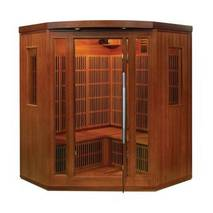 Инфракрасная сауна SunRays Corner Luxe  тип 1