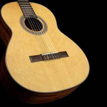 Класична гітара CORT AC100 (BKS)