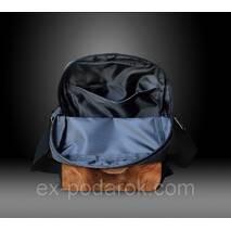 Оригінальна 3d сумка з собакою.