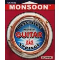 Solid Monsoon CR1046  комплект струн для акустичної гітари 10-46
