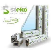 Металопластикові вікна Steko, купити недорого