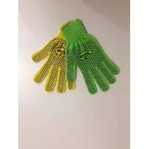 """Купить перчатки рабочие Х/Б с ПВХ.Оптом. N-31 """"Украина"""""""