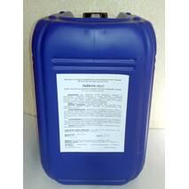 Засіб чистильно-мийний, кислотний, концентрований, безпінний ТАЙФУН-К(бп)