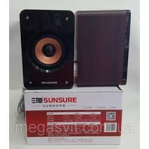 Пасивні колонки дерев'яні Sunsure M - 58